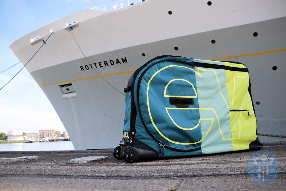 Test: de EVOC Bike Travel Bag