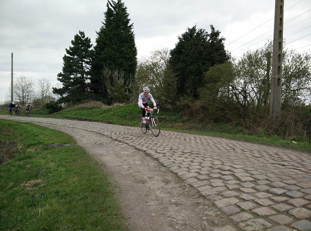 Parijs-Roubaix tourrit Domrenners 02