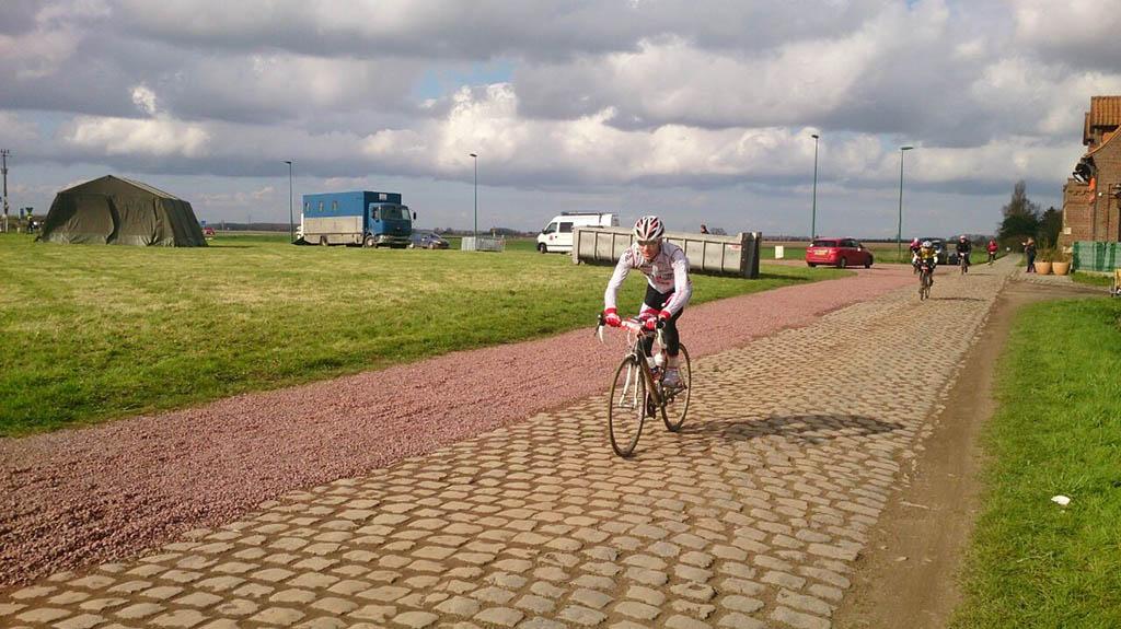 De Bucket List van Max: Parijs-Roubaix