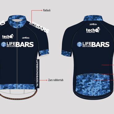lbb elite wielershirt