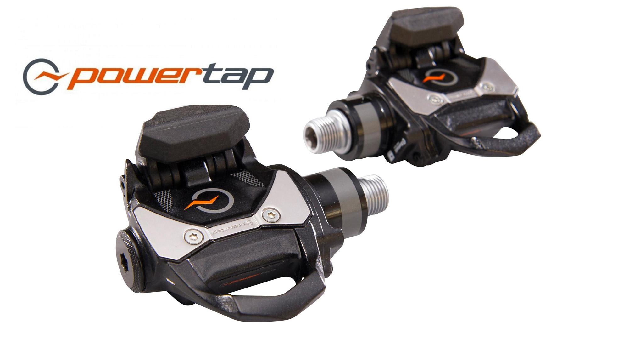 Test: PowerTap P1 pedalen, de eerste rit.