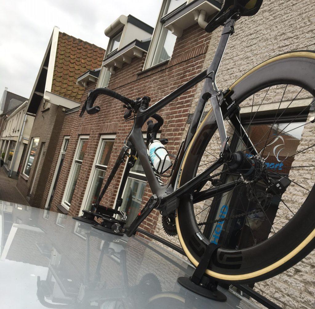 Test: Sea Sucker, een fietsendrager zonder trekhaak