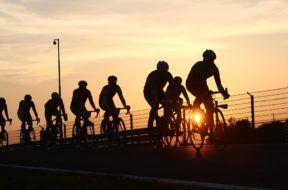 Cycling Zandvoort ochtend