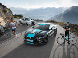 Team Sky Ford Mustang 2016 Tour de France