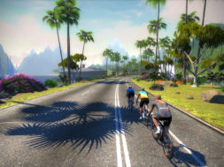 Zwift online game