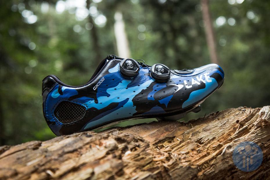 Test: Lake Cycling CX332 fietsschoenen met een speciaal tintje